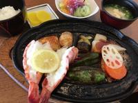 えびC定食 / おさき かもめ屋 / 赤穂 - COCO HOLE WANT WANT!