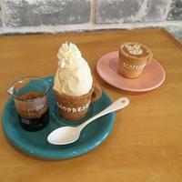 カップがクッキーなんて♪美味しい感動のイロハコーヒー - ハレクラニな毎日Ⅱ