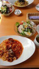 只今、足利プラザカフェにて、手相講座終了☆☆☆ - 占い師 鈴木あろはのブログ