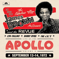 James Brown Live At The Apollo 1972 Lyn Collins Think About It - 鴎庵