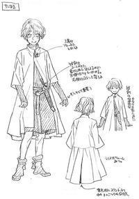 たまき衣装設定 - 山田南平Blog