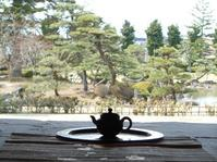 2017年5月の藤田記念庭園茶会 開催のお知らせ - Tea Wave  ~幸せの波動を感じて~