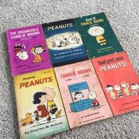 Peanuts Books - 烏帽子への風