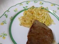 フィレステーキ - 食いしん坊イノキチとカイトの日記