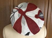 『木と布と針』二日目を終えて - 帽子工房 布布