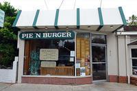 Pie'n Burger - パサデナ日和