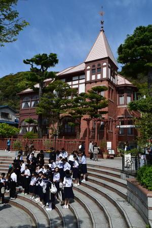 神戸市北野町の風見鶏の館(明治モダン邸宅再訪) - 関根要太郎研究室@はこだて