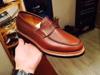 靴職人荒井さんって人 - Shoe Care & Shoe Order Room FANS.「M.Mowbray Shop」