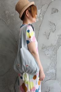 mina perhonen ミナ ペルホネン  持ってるだけで楽しくなる! usa bag  ウサバッグ  - TIMESMARKETのスタッフ日記