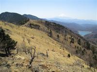 甲斐 柳沢峠から大菩薩嶺を越えて小金沢連嶺を歩く(前編)  Mount Daibosatu in Chichibu-Tama-Kai NP - やっぱり自然が好き