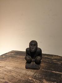 インドネシア スンバ島 泥人形 - MANOFAR マノファー
