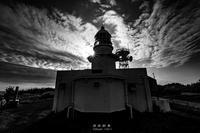 第734回  Lighthouse ~剣崎灯台~ - 湘南群青 -The sunset  blue -