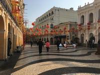 2017年2月香港・マカオ旅行⑬ 3日目 マカオの街並みPart I&「マーガレット カフェ・エ・ナタ」のエッグタルト☆ - ∞ しあわせノート ∞