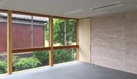 赤門セミナー太田校 新緑 シナ - 鈴木隆之建築設計事務所 blog