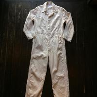 """60's Calco """"U.S.N."""" overalls (mint condition) - BUTTON UP clothing"""