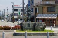 黒部(ブロンズ像)駅前 - 古今東西風俗散歩(町並みから風俗まで)