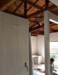 中野の戸建てリフォーム・工事も大詰めです - 山崎壮一のブログ  so1architect weblog