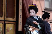 長浜曳山祭 青海山 子ども歌舞伎-6 - ちょっとそこまで