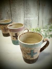 陶器市の記録②。 - concept-if~黄昏色の器たち~