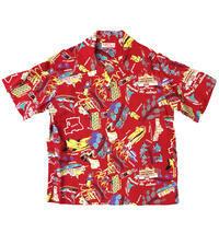 サンサーフ アロハシャツとチェスウィック UCLA ボタンダウンシャツ - 大阪阿倍野 MALIBUのBLOG