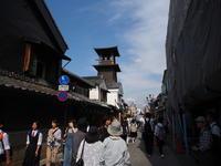 川越  時の鐘 - エンジェルの画日記・音楽の散歩道