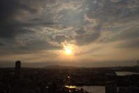 小倉夕景~夜景 - 京都ときどき沖縄ところにより気まぐれ