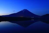 29年5月の富士(6)夜明けの富士 - 富士への散歩道 ~撮影記~