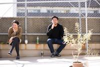ある日のベランダ - YUKIPHOTO/平松勇樹写真事務所