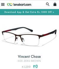 フレーム無料 インドでメガネを購入 - インド現地採用 生活費記録