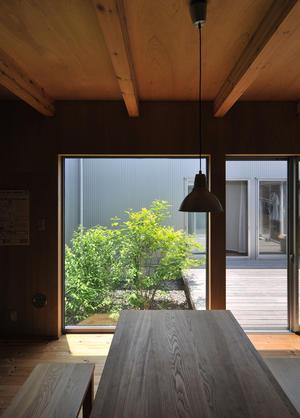 プライバシーを確保したコートハウス! - 島田博一建築設計室のWEEKLY  PHOTO / 栃木県 建築設計事務所