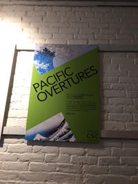 NYC 3日目 マチネ Pacific Overtures @ Classic Stage Company - インターミッション~ 幕間のおしゃべり~