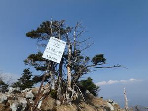 八経ヶ岳トレラン - Luminare~神戸ではたらく弁護士のブログ~