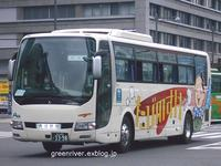 青垣観光バス 3398 - 注文の多い、撮影者のBLOG