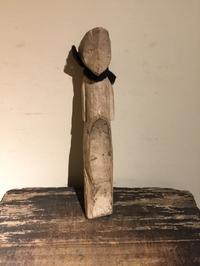 アフリカ ガーナ アダン族 木彫像 - MANOFAR マノファー