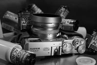 無限NEOPAN ACROS内蔵カメラ参上! - Film&Gasoline