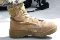 USMC ブーツ考察 - D.M.Z.
