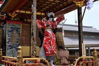 長浜曳山祭 月宮殿 子ども歌舞伎-8 - ちょっとそこまで