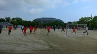 京都府総合体育大会ハンドボールの部 - だるまのささやき