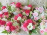 今日のお花 ~母の日~ - 花とaromaとうさぎとかのん