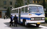1986年の北京の街道光景 - 照片画廊