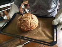 カラフルフルーツとマカデミアナッツのカンパーニュ - カフェ気分なパン教室  ローズのマリ