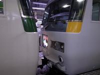 品川駅での出会い - 岳の父ちゃんの PhotoBlog