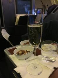 機内食 タイ航空673 関空→バンコク - Voyage et CinemaⅡ