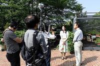サンテレビ「西はりまサタデー9」放送決定!! - 手柄山温室植物園ブログ 『山の上から花だより』