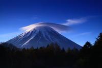 29年5月の富士(7)笠雲の富士 - 富士への散歩道 ~撮影記~