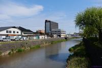 2017年5月5日 鶴岡 - 内川・鶴岡公園・荘内病院 - alphaeos shooting star ☆彡