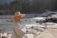 韓国お寺巡りの旅 ⑮百潭寺 林の瞑想と石塔積み - Yucky's Tapestry