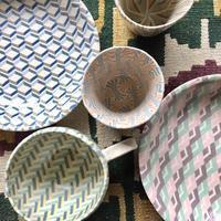 5月は徳島 - irodori窯~pattern pottery~