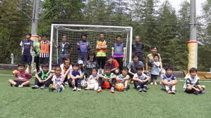 ゆるUNO 5/14(日) at UNOフットボールファーム -