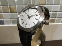 ブルガリ オクト ローマ ステンレスモデル - 熊本 時計の大橋 オフィシャルブログ